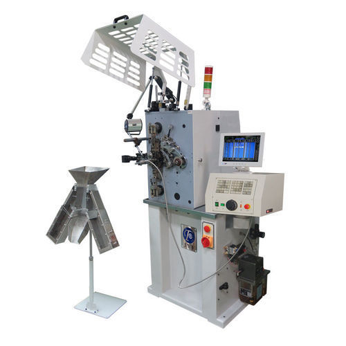 410-S CNC Spring Coiling Machine