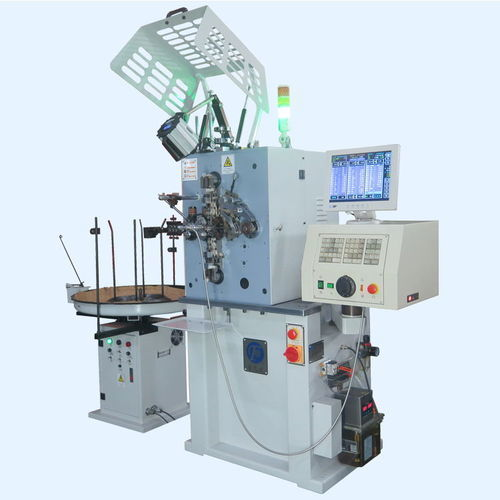 416-S CNC Spring Coiling Machine