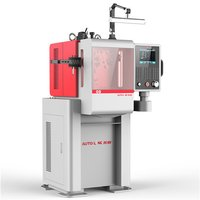 AL-208 CNC Spring Coiling Machine