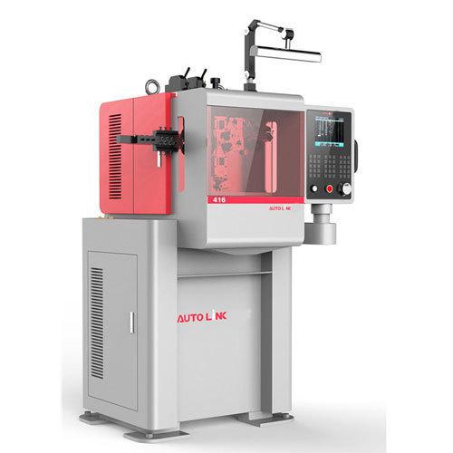 AL-416 CNC Spring Coiling Machine