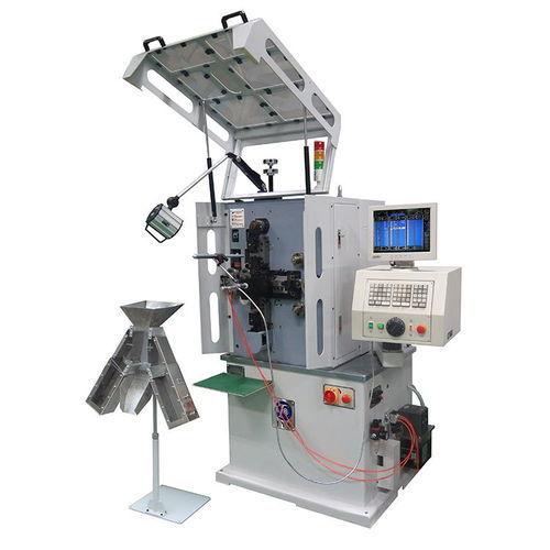 C423-P CNC Spring Coiling Machine