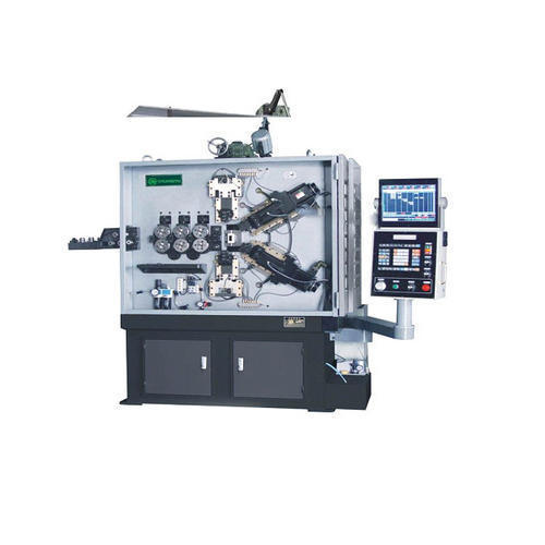 CK-660 CNC Spring Coiling Machine