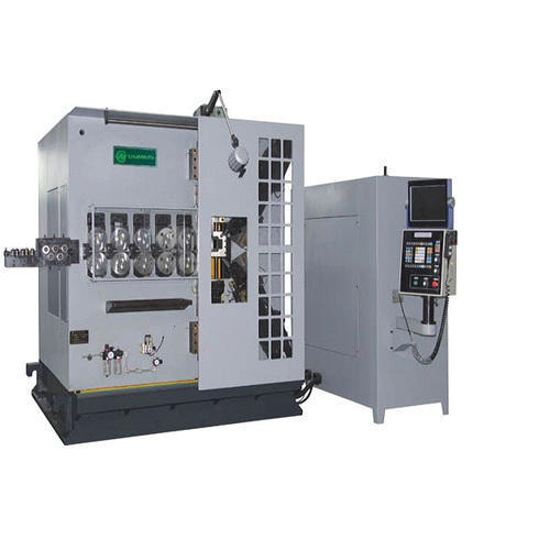 Spring Coiling Machines