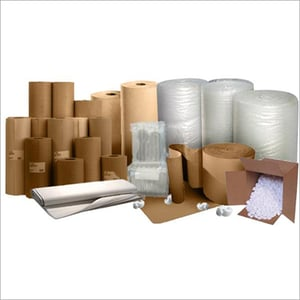 Recyclable Paper Packaging Material
