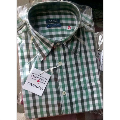 Mens Cotton Full Sleeves Shirts