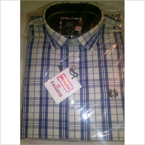 Mens Plain Fancy Shirt