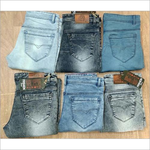Regular Fit Men Denim Jeans