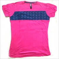 Women Colorful Short Tops