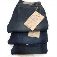 mens  Trendy denim jeans