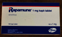 Rapamune Tablets