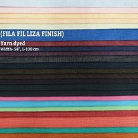 FILA FIL LIZA FINISH yarn dyed