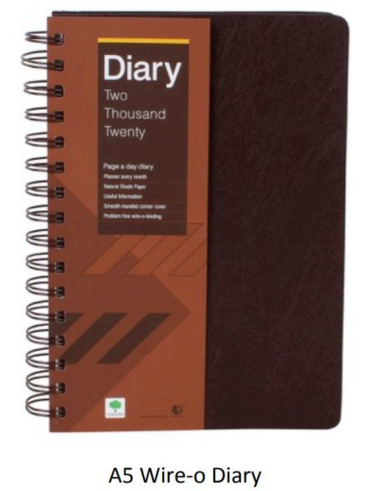 Spiral Diary