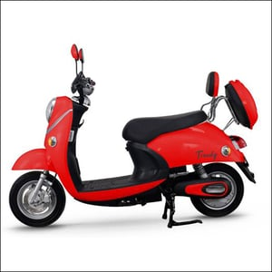 Yogo Trendy Electric Scooter with Front Disc Brake