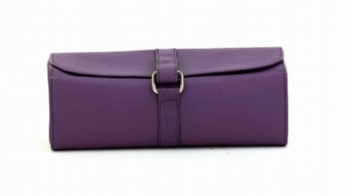 PRPL JEWELLERY ROLL BAG