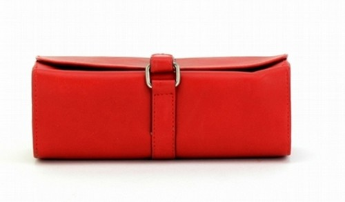 RED JEWELLERY  ROLL BAG