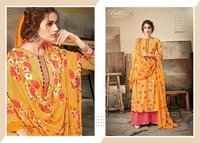Rayon Embroidery Wholesale Dress Material