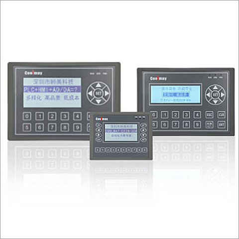 EX-2N Text HMI + PLC All-in-One