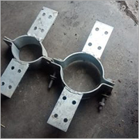 Iron Electrical Pole Clamp