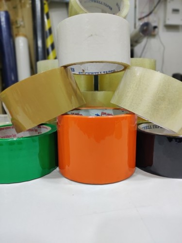 COLOR BOPP TAPES