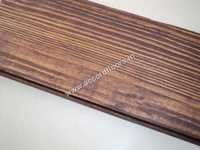 Stained Pine Flooring