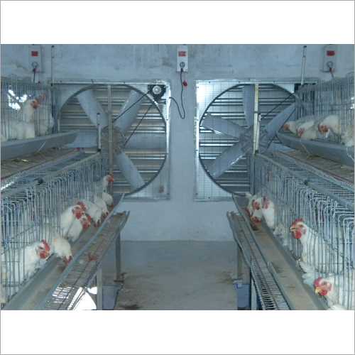 GI Poultry Exhaust Fan