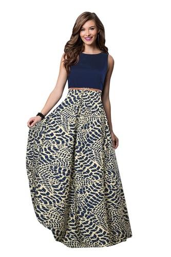 tiger gajari gown