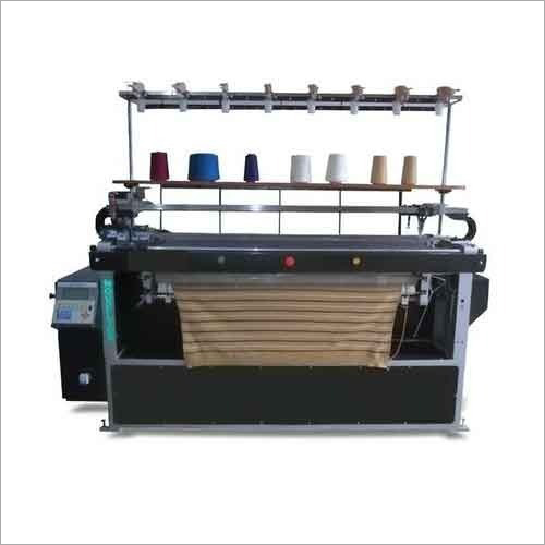 Electric Automatic Flat Knitting Machine