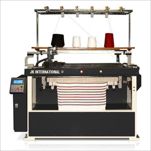 Industrial Automatic Flat Knitting Machine