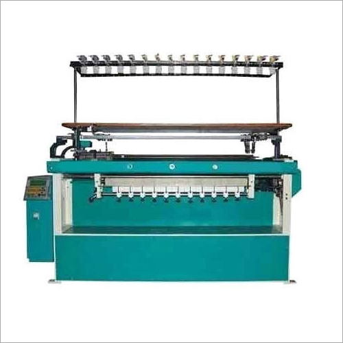 Industrial Semi Automatic Flat Knitting Machine