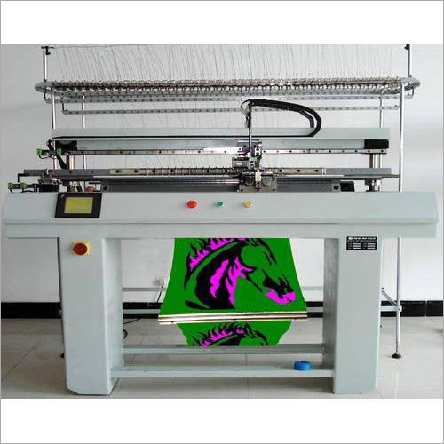 Manual Flat Knitting Machine