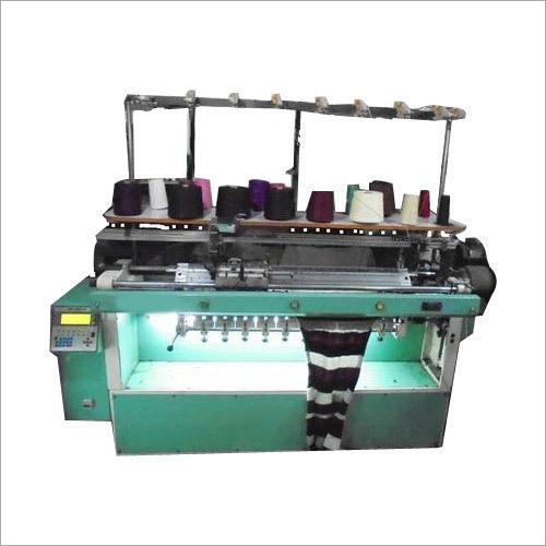 Textile Flat Knitting Machine