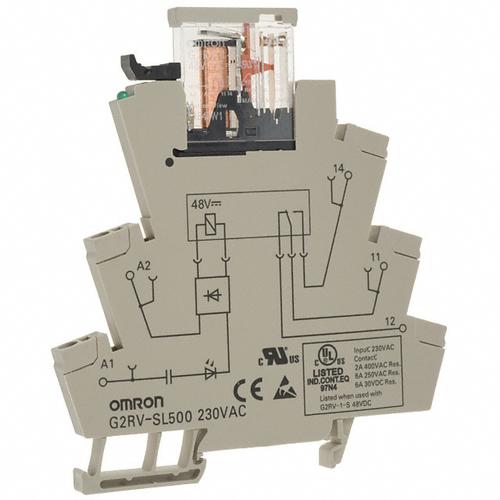 OMRON G2RV-SL500 Relay
