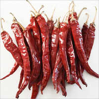 S17 Dried Red Chilli