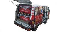 Chiller Mobile Soda Van