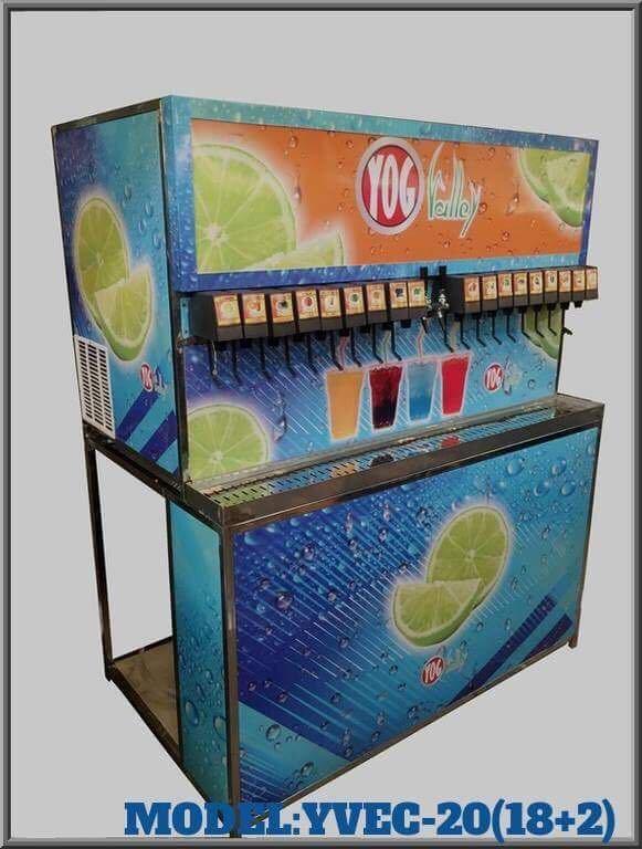 Soda Shop Machine