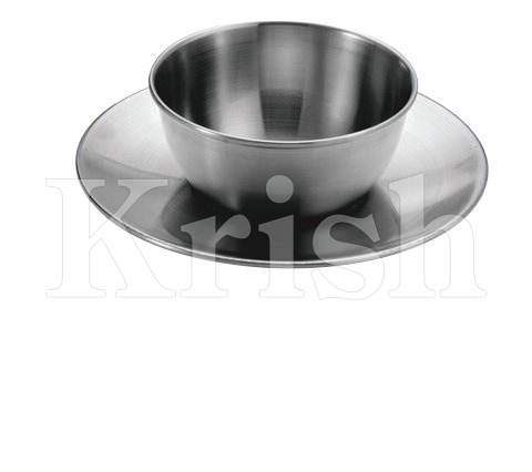 Soup Bowl With plate