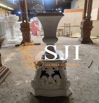 Asian Wedding Flower Pot