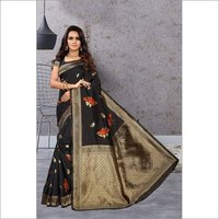 Banarasi Silk Rich Weaving Saree