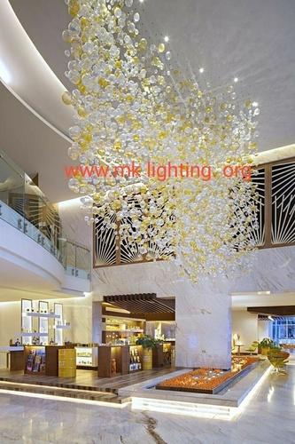 Designer Round Ceiling Chandelier