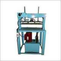 Hydrolic Slipper Making Machine