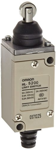 OMRON HL-5200 Limit Switch