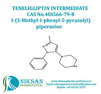 1-(3-Methyl-1-phenyl-5-pyrazolyl) piperazine
