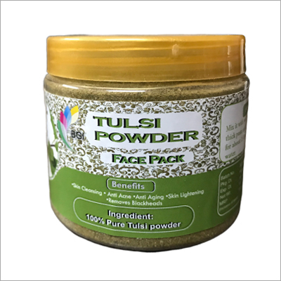 Tulsi Powder Face Pack