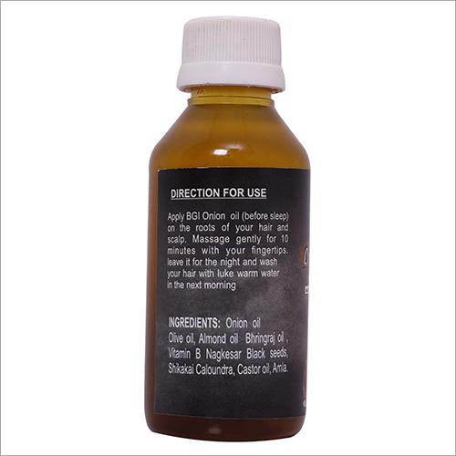 Onion Hair Growth Oil