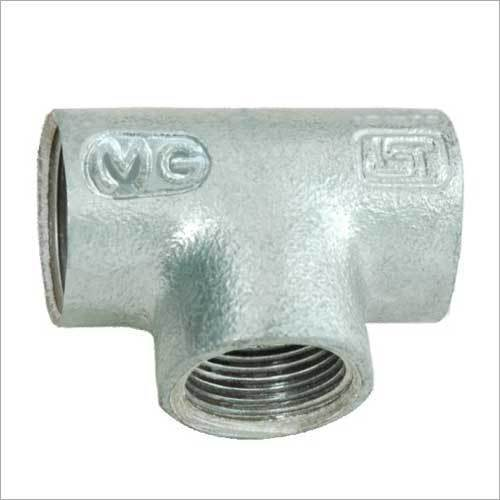 MG ISI G.I Pipe Tee