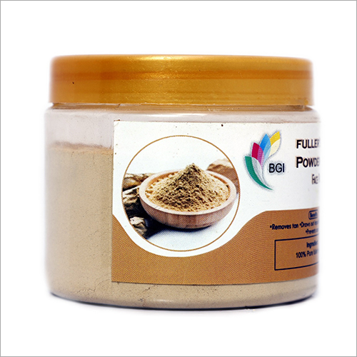 Fullers Earth Powder Face Pack