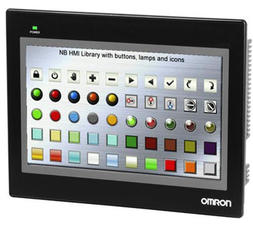 OMRON NB10W-TW01B HMI