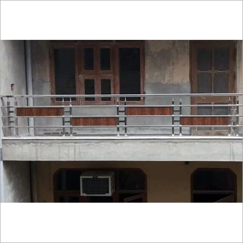 Outdoor SS Balcony Railing