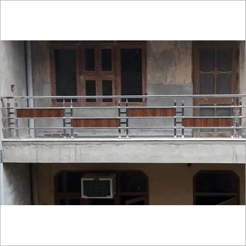 Outdoor SS Balcony Railing