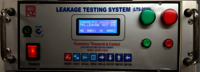 Parametric Air Leak Tester (decay Type)